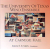 The University of Texas Wind Ensemble At Carnegie